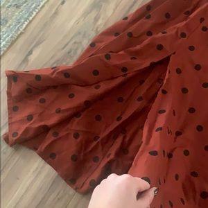 Anthropologie Dresses - NWT Anthropologie Maeve Lucienne Polka Dot Dress 8